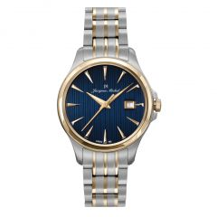 Stainless Steel Luminous Dial and Hands 5 ATM Jacques Michel Watch Style# JM-12057