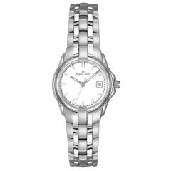 Stainless Steel Luminous Dial and Hands 10 ATM Jacques Michel Watch Style# JM-12171