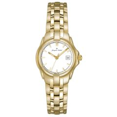 Stainless Steel Luminous Dial and Hands 10 ATM Jacques Michel Watch Style# JM-12173