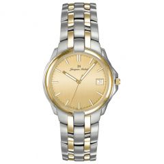 Stainless Steel Luminous Dial and Hands 10 ATM Watch by Jacques Michel Style# JM-12201