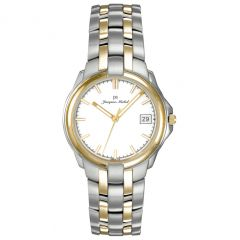 Stainless Steel Luminous Dial and Hands 10 ATM Watch by Jacques Michel Style# JM-12202