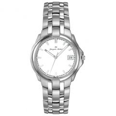 Stainless Steel Luminous Dial and Hands 10 ATM Watch by Jacques Michel Style# JM-12204